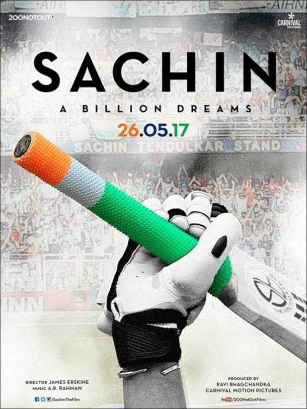 sachin a billion dreams box office collection, sachin tendulkar image, sachin a billion box office