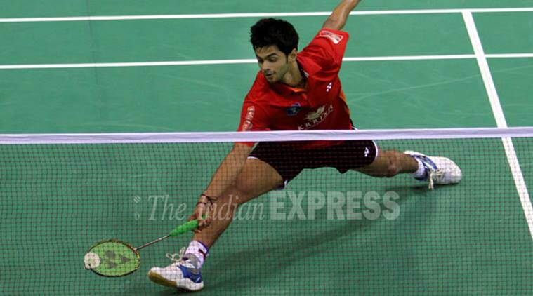 B Sai Praneeth, Praneeth, Thailand Open, India Badminton, Gopichand, Badminton news, Indian Express