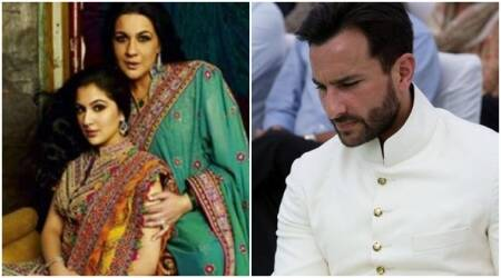 Saif Ali Khan on daughter's debut: Amrita and me are on the same page