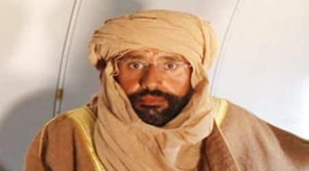 Libyan group says it has freed Muammar Gaddafi's son Saifal-Islam