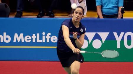 Saina Nehwal bows out of Australian Open Super Series, loses 17-21, 21-10, 17-21 in the quarters