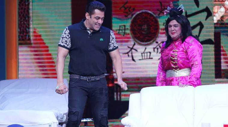 ali asgar, salman khan, supernight with tubelight