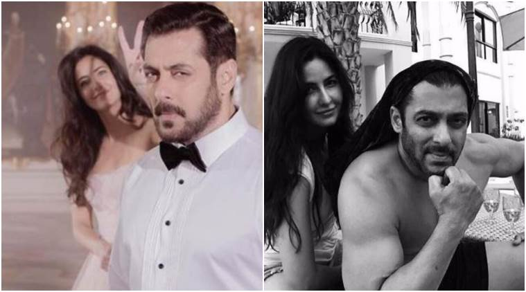 Image result for Katrina Kaif and Salman Khan