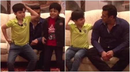 Tubelight: 8 hilarious moments from Salman Khan and Matin Rey Tangu's live on Facebook
