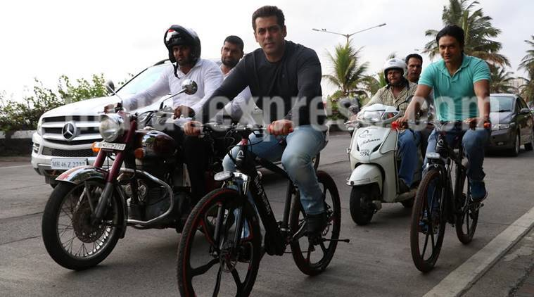 War is no solution, says Salman Khan on Indo-Pak tension