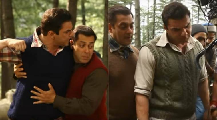 Salman Khan, Naach Meri Jaan, tubelight, tubelight songs, Naach Meri Jaan making video, Naach Meri Jaan song