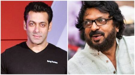 Salman Khan rejects reports of collaborating with Sanjay Leela Bhansali, but says he is open to working with him