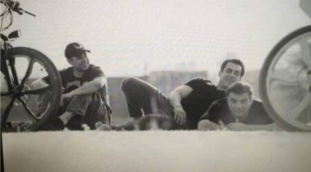 Salman Khan got inspiration for his brotherly act in Tubelight from home and this photo is proof