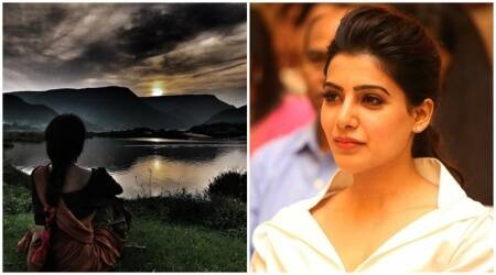 Samantha Ruth Prabhu reveals her look from Ram Charan's Rangasthalam 1985, see photo