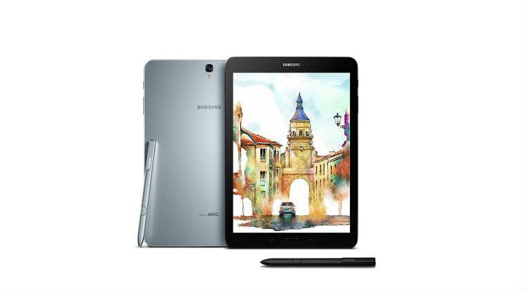 Samsung Galaxy Tab S3, Galaxy Tab S3, Galaxy Tab S3 launch in India, Galaxy Tab S3 price in India