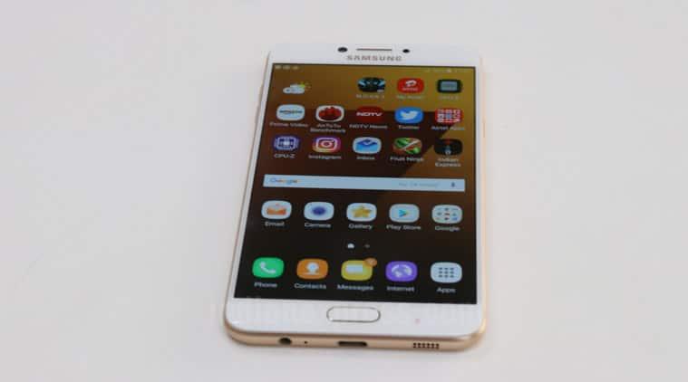 Samsung Galaxy C7 Pro Review Stylish Phone With Impressive