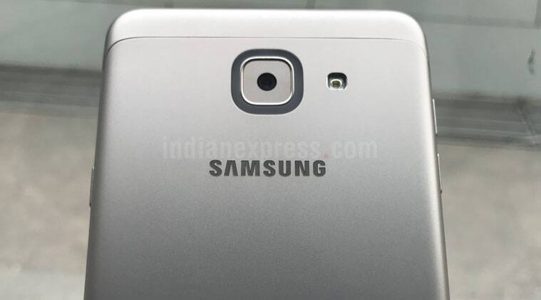 Samsung Galaxy J7 Max First Impressions Big Screen Focus On Cameras Technology News The Indian Express