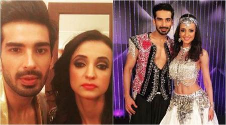 Nach Baliye 8: Sanaya Irani lashes out at rumours, says she isn't the contracted winner. Watch videos