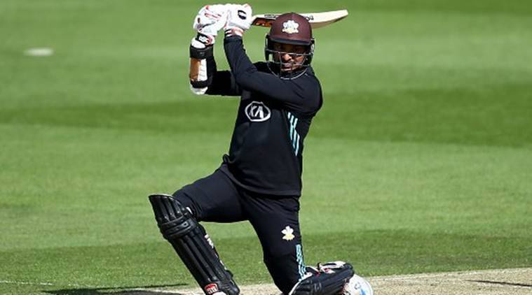 Sangakkara scores 100th ton in Surrey win