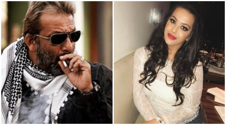 Sanjay Dutt is a possessive father and this post by ...