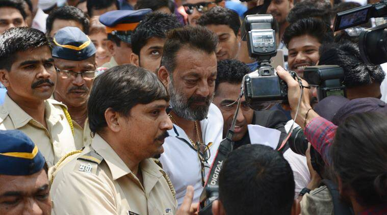 Sanjay Dutt, Sanjay Dutt early release, Bombay High Court, Sanjay Dutt jail, India news, Indian Express