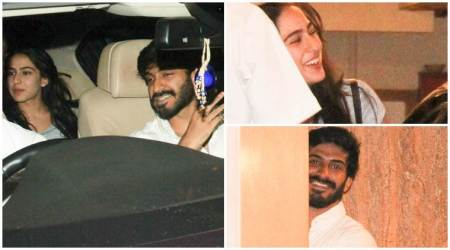 Sara Ali Khan, Harshvardhan Kapoor spotted again. Are they planning to make their rumoured affair official? See photos