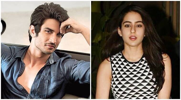 Image result for Kedarnath First Look: Sara Ali Khan, Sushant Singh Rajput's Film Has A Revealing Poster
