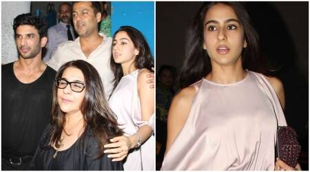 Sushant Singh Rajput tip to debutante Sara Ali Khan: Know why you do what you do