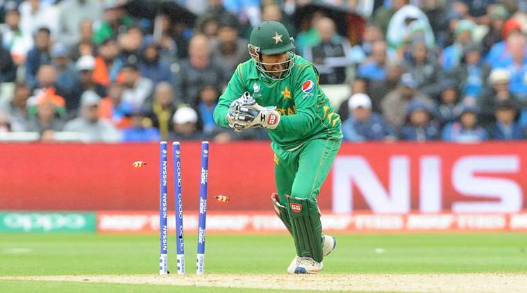 pakistan, sarfraz ahmed, pakistan vs south africa, icc champions trophy 2017, champions trophy 2017, cricket, sports news, indian express