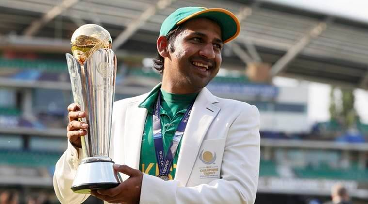 pakistan captain, sarfraz ahmed, pakistan test captain, pcb, icc champions trophy, cricket news, cricket, sports news, indian express