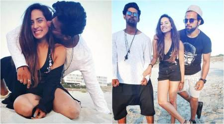 TV couple Sargun Mehta and Ravi Dubey's vacation pictures will make you miss your gang, see photos