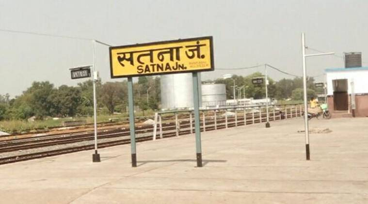 Satna Junction, Satna Railway Station, Satna, India News, Indian Express, Indian Express News