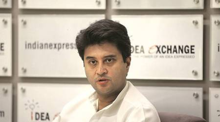 Padmavati row: Jyotiraditya Scindia slams Shashi Tharoor over 'so-called valourous maharajas' remark