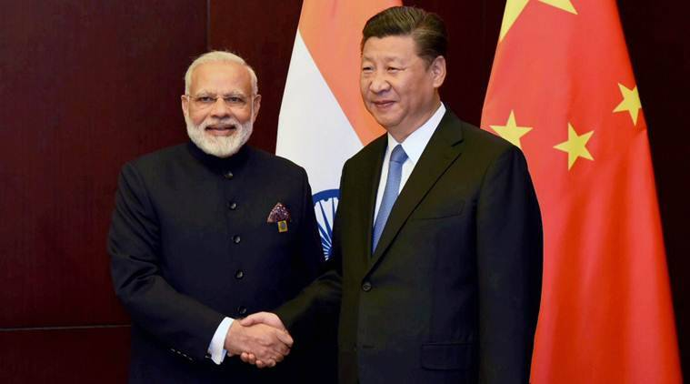 BRICS, BRICS Summit 2017, BRICS Summit, Narendra Modi, Xi Jinping, Modi-Jinping meet, India-China relations, Doklam standoff, Doklam, Sikkim, India, China, Dokalam issue, India News, Indian Express News