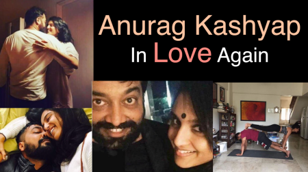 Anurag Kashyap Is In Love With 23-Year-Old Shubhra Shetty