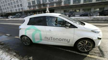 Artificial Intelligence: Chinese internet company teams up with German firms to make self-driving cars