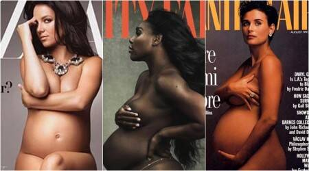 As Serena Williams' magnificent naked pregnant mag cover creates waves; here are 5 other celebs whose photo shoots inspire us to love our bodies