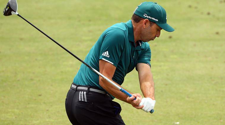 Sergio Garcia, Golf, Indian Express