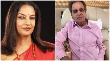 Dilip Kumar has influenced my life, says Shabana Azmi