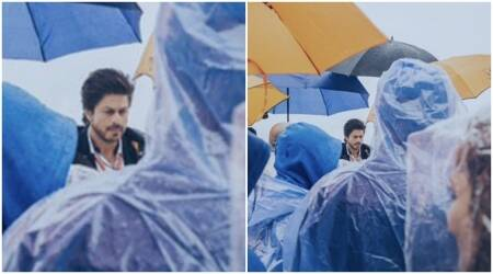 Jab Harry Met Sejal: Shah Rukh Khan shares a glimpse of his next song. Is Anushka Sharma the reason for his sadness? See photo