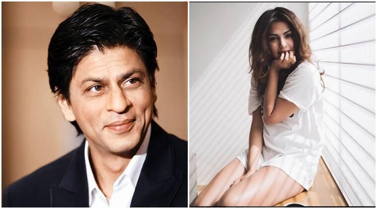 Rhea Chakraborty, Shah Rukh Khan, bank chor, Shah Rukh Khan news, shah rukh Rhea