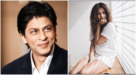 Rhea Chakraborty is floored by Shah Rukh Khan's chivalry, this is what happened