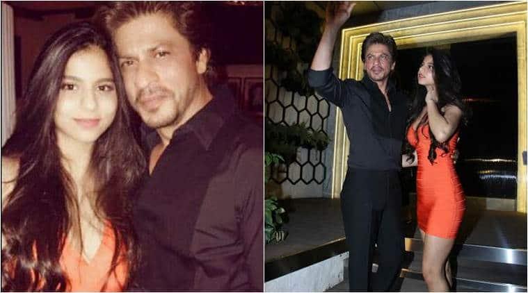 Shah Rukh Khan, suhana khan, shah rukh suhana, aryan khan