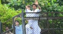 Shah Rukh Khan on his Eid celebration: Today I will cook something for my children
