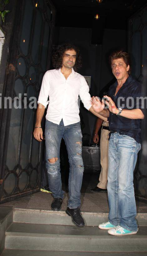 shah rukh khan, imtiaz ali, jab harry met sejal, srk movie, imtiaz ali movie,