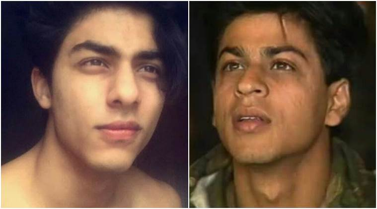 Aryan Khan is looking more like dad Shah Rukh with each passing day. These photos are proof