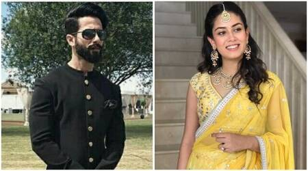Shahid Kapoor and Mira Rajput redefine royalty at a London wedding, see photos