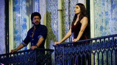 Jab Harry Met Sejal actor Shah Rukh Khan is missing his 'Radha' Anushka Sharma