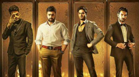 Shamantakamani teaser: The multi-starrer looks stylish and full of promise. Watch video