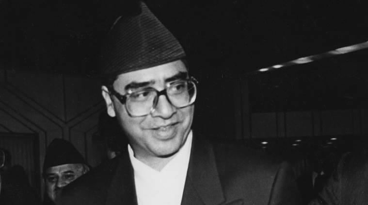 nepal pm election, new nepal prime minister, sher bahadur deuba, nepal news, indian express