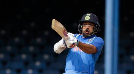 shikhar dhawan, india vs west indies 1st odi, cricket news, cricket, sports news, indian express