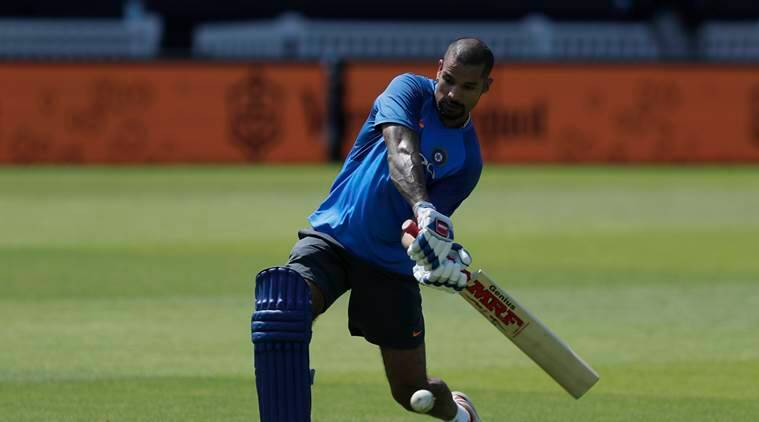 shikhar dhawan, dhawan, india vs west indies, ind vs wi, india vs west indies third odi, cricket news, cricket, sports news, indain express
