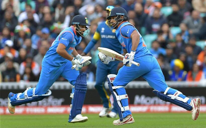 Champions Trophy: Sri Lanka beat India by seven wickets, stay in tournament