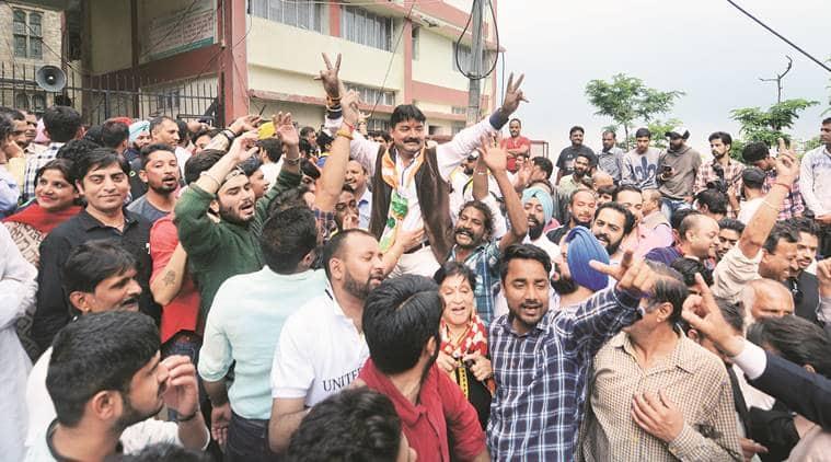 Shimla Municipal Corporation polls, BJP wins Shimla Municipal Corporation polls,