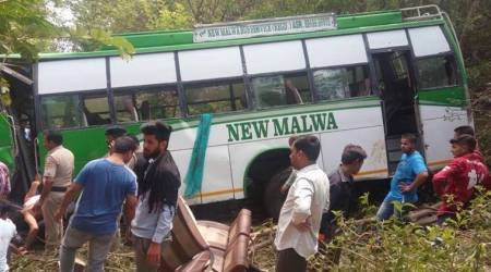 Uttarakhand: Bus on way to Badrinath overturns; 2 women pilgrims killed, 15 injured